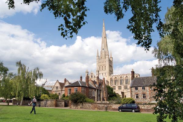 Đại học East Anglia - FACE