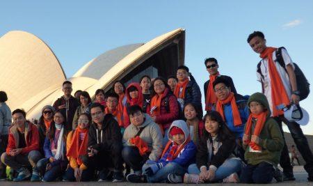 Trải nghiệm 4 tuần du học hè tại Úc 2017