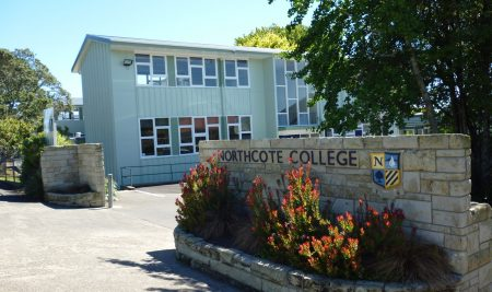 Trường trung học Northcote College, New Zealand