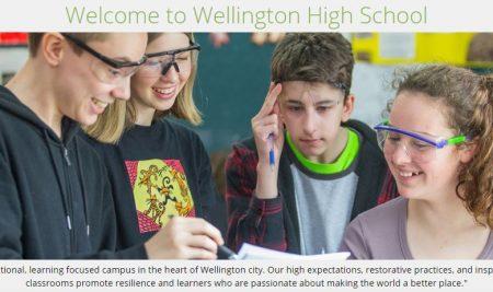 Wellington High school – Cơ hội du học New Zealand bậc Trung học phổ thông