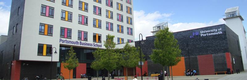 university-of-portsmouth_campus