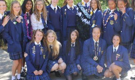 Học bổng Trường trung học Wellington East Girls' College