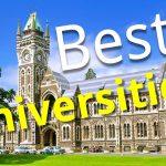 Best university FACE