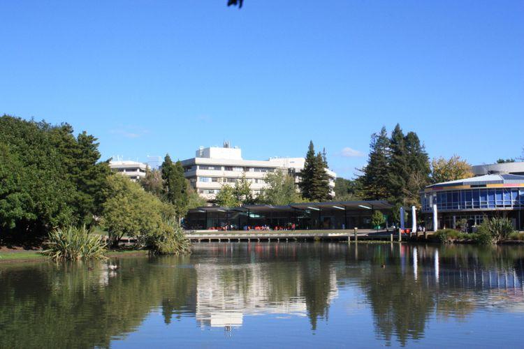 Đại học Waikato New Zealand