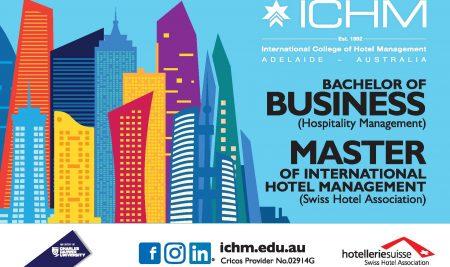 FREE !!! Hội thảo: Học Quản Trị Khách sạn tại Úc.