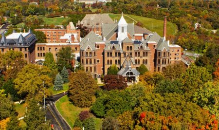 Học bổng 12,336$ tạiSETON HILL UNIVERSITY- GREENSBURG, PENNSYLVANIA