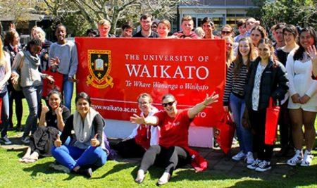 Học bổng trường Đại học Waikato, New Zealand