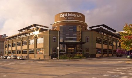 Học bổng kỳ tháng 4/2020 tại đại học City University of Seattle, Mỹ