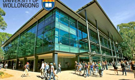 Học bổng Đại học Wollongong năm 2020
