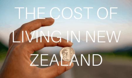 Chi phí sinh hoạt khi du học tại New Zealand