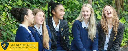 Trường trung học Auckland Girls' Grammar School (AGGS)