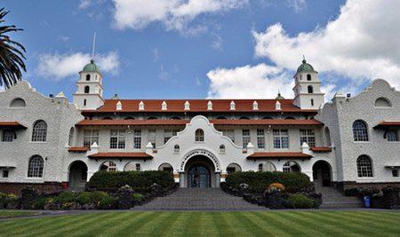 Trường Auckland Grammar School, trường nam sinh hàng đầu tại New Zealand