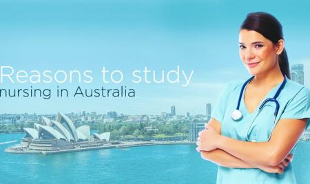 Du học ngành Điều dưỡng/Y tá tại Úc