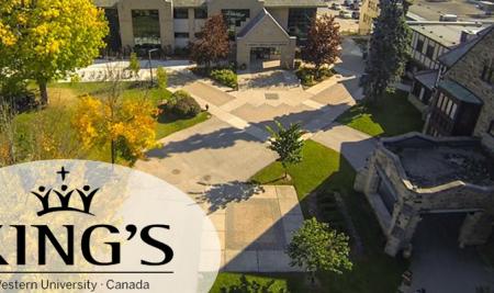 King's University College Canada cấp học bổng lên tới 44.000 CAD