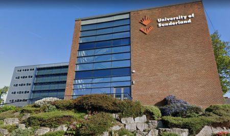 Đại học Sunderland, Anh