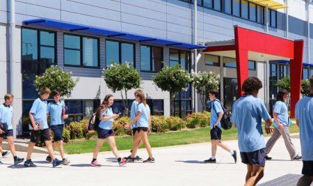 Hỗ trợ $5000 từ trường Trường Trung học Wodonga – Wodonga Senior Secondary College, Úc